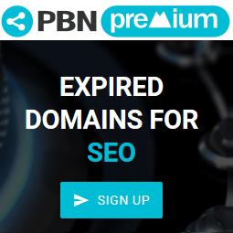 PBN Premium : Expired Domain For SEO